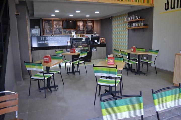 Nueva sucursal Fast Fruit Factory en Puebla