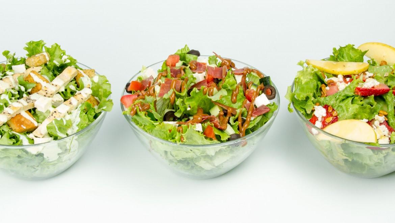 6 pasos para hacer tus ensaladas más completas