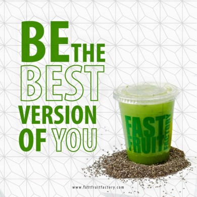 Beneficios de los jugos verdes en Fast Fruit Factory