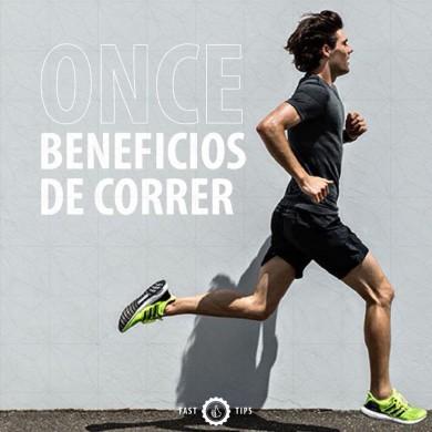 10 beneficios de correr