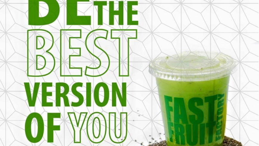 Beneficios de los jugos verdes en Fast Fruit Factory